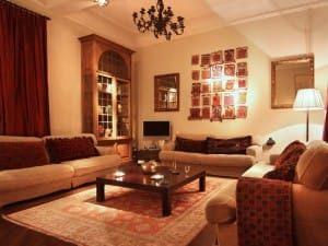 Huis Broeckmeulen woonkamer
